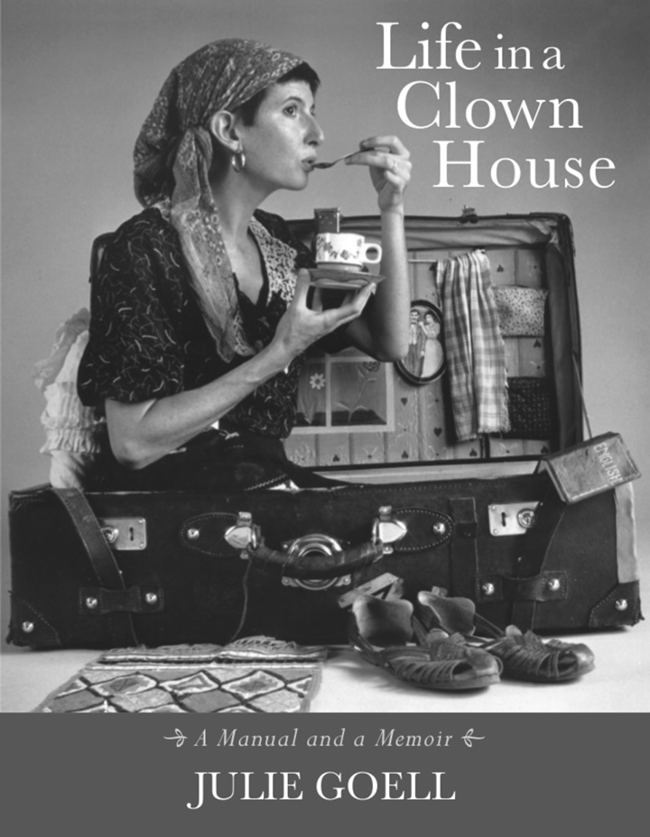Clown House Cover
